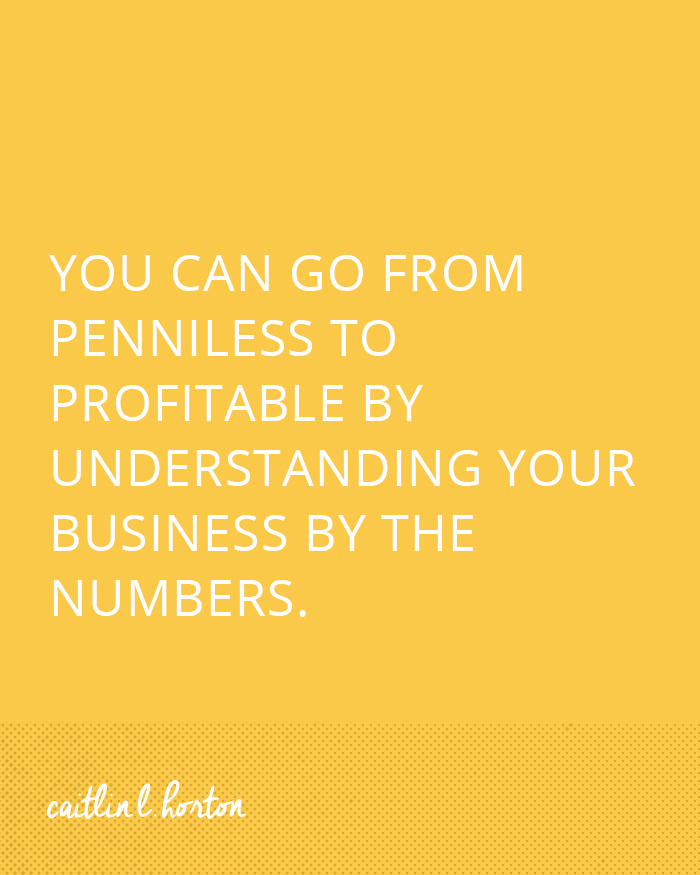 Common pitfalls of making the journey from penniless to profitable